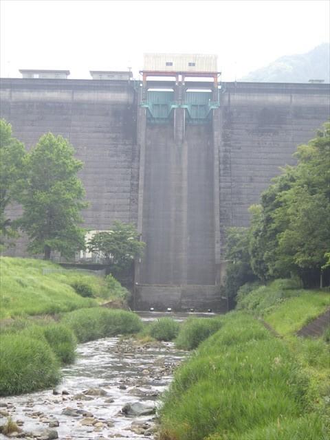 油木ダム-2