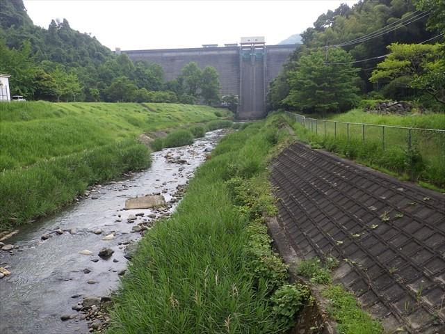 油木ダム-1