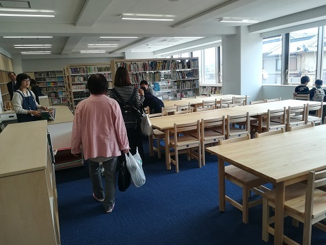 7 図書室