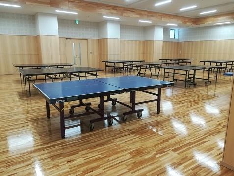 12 卓球室(道場)