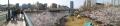 5 大川 上流方向 パノラマ 大