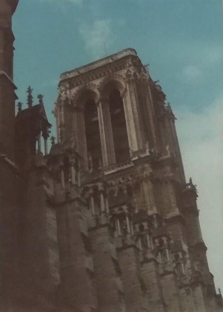 3 39年前のノートルダム大聖堂 (2)