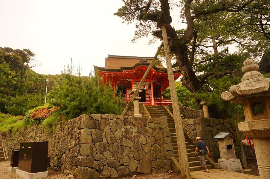 10 日御碕神社 上の宮(神の宮)