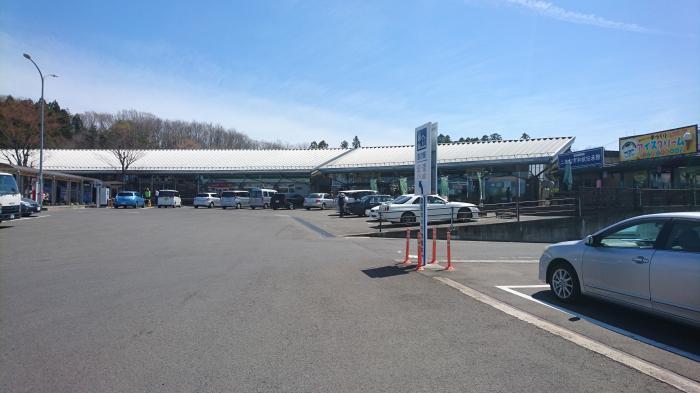 道の駅「安達」智恵子の里(上り線)