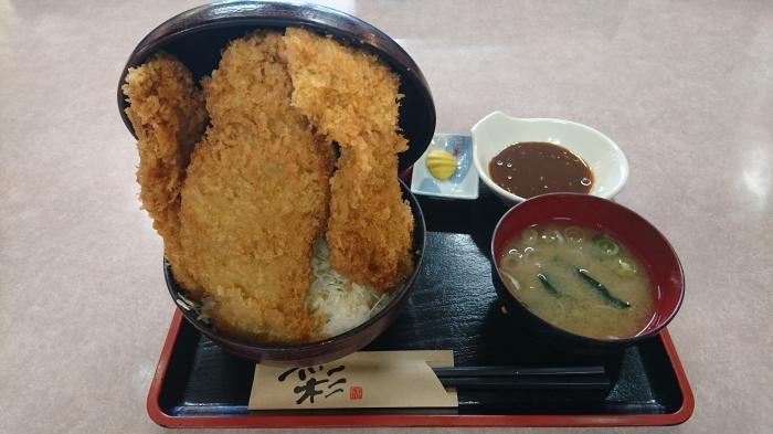 びっくりソースかつ丼3