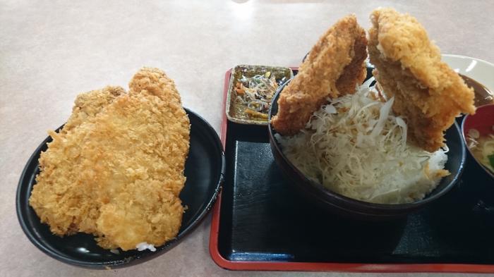 びっくりソースかつ丼4
