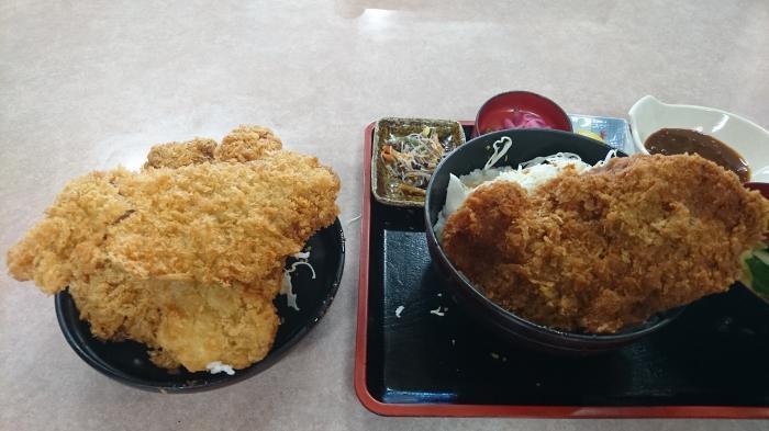 びっくりソースかつ丼5