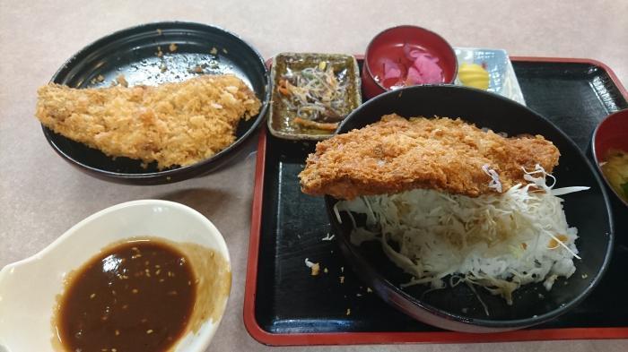 びっくりソースかつ丼9