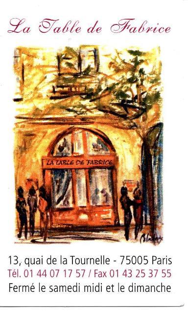 フランス料理店