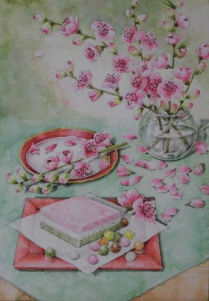 桃の節句 1903
