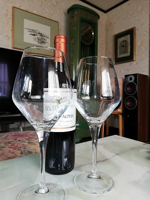 ワイングラス2