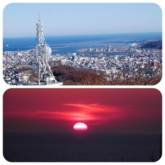 春の海と暑寒岳7(1)
