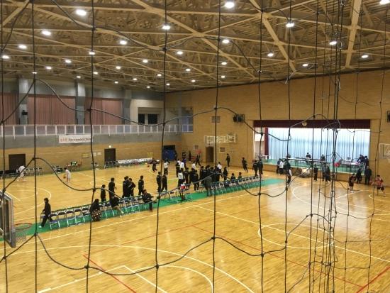高校バスケ鶴岡遠征 051