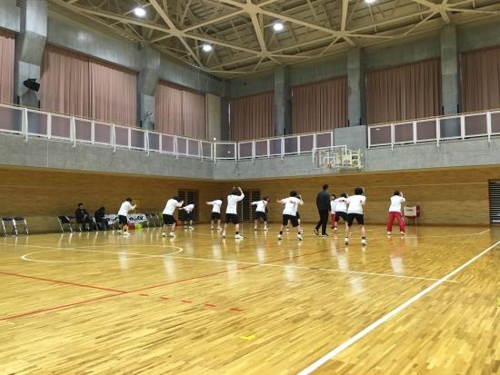 高校バスケ鶴岡遠征 106
