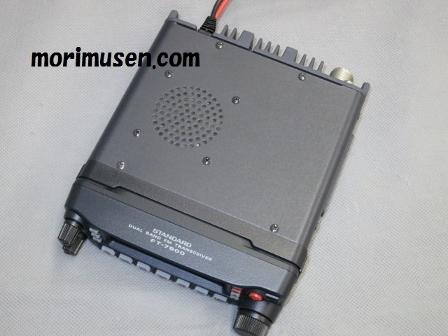 FT-7900 バーテックススタンダード (20Wタイプ) 144/430MHz帯デュアルバンドFMモービルトランシーバー YAESU ヤエス