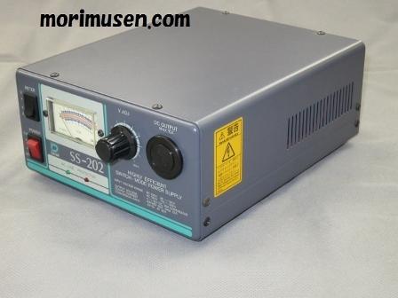 DAIWA SS-202 20A 安定化電源 スイッチング電源 ダイワ