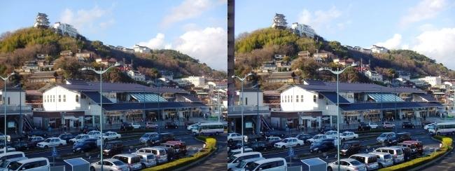 JR尾道駅 2019.3.23⑧(平行法)