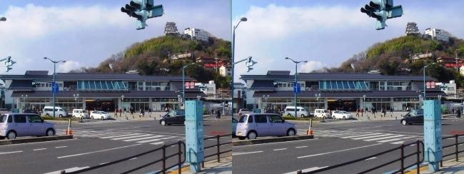 JR尾道駅 2019.3.23⑥(平行法)