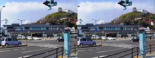 JR尾道駅 2019.3.23⑥(交差法)