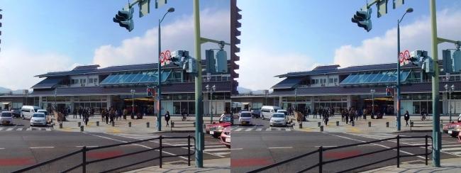 JR尾道駅 2019.3.23⑤(平行法)