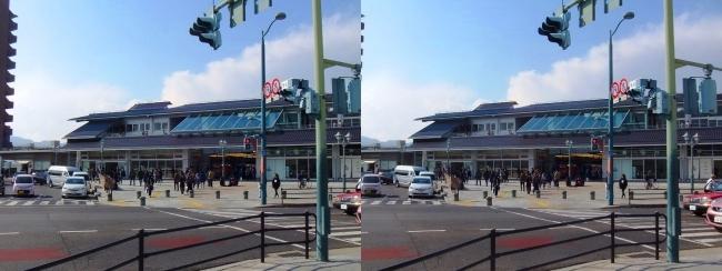 JR尾道駅 2019.3.23⑤(交差法)