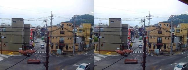 JR山陽本線からの尾道の景観 2019.3.23③(平行法)