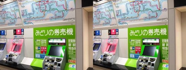 JR野江駅 2019.3.17②(平行法)