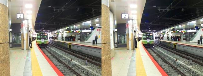 JR新大阪駅 2019.3.16⑨(平行法)