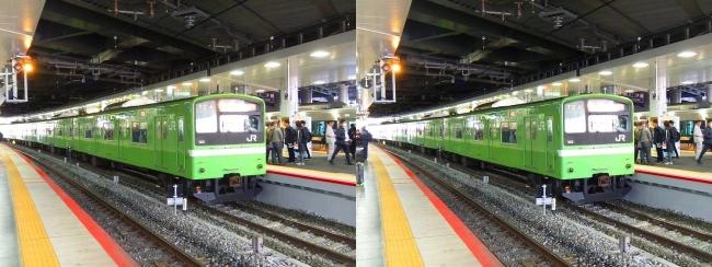 JR新大阪駅 2019.3.16⑥(平行法)