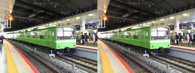 JR新大阪駅 2019.3.16⑥(交差法)