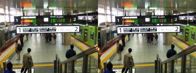 JR新大阪駅 2019.3.16⑤(平行法)