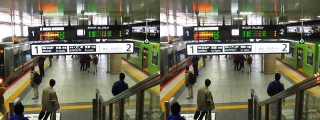 JR新大阪駅 2019.3.16⑤(交差法)