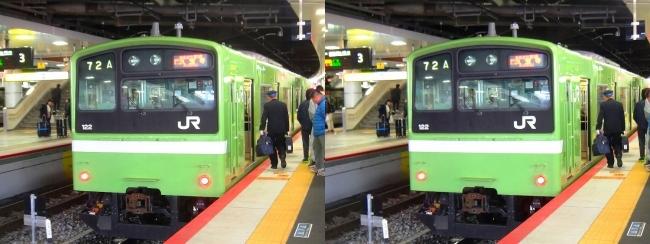 JR新大阪駅 2019.3.16①(平行法)