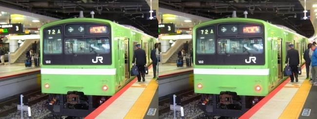 JR新大阪駅 2019.3.16①(交差法)