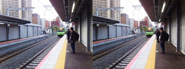 JR野江駅 2019.3.16⑦(交差法)