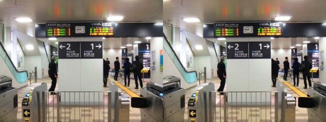 JR野江駅 2019.3.16④(平行法)