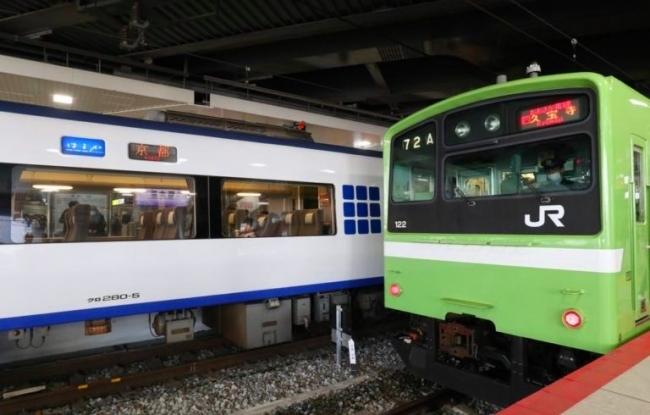 JR新大阪駅 おおさか東線全線開業③2019.3.16