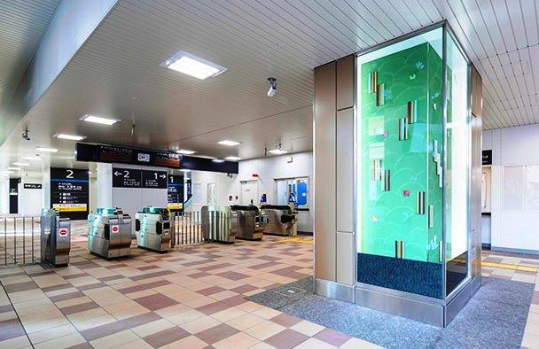 JR野江駅②