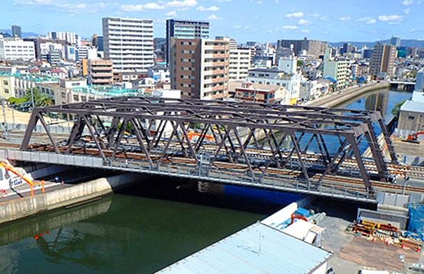 寝屋川橋梁