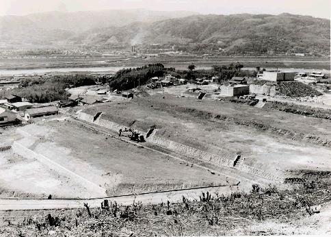 開発中の橋本希望ヶ丘