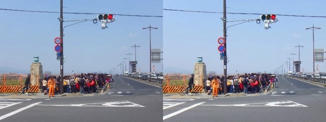 御幸橋(平行法)