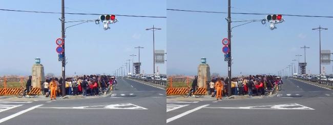 御幸橋(交差法)