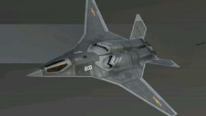ステルス戦闘爆撃機