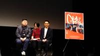 『G殺』、リー・チョクパン監督と俳優のアラン・ロク