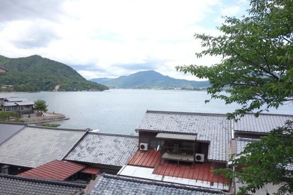 厳島合戦史跡・要害山05