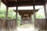 厳島合戦史跡・要害山15