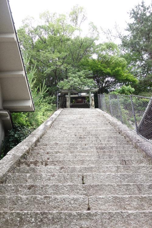 厳島合戦史跡・要害山17