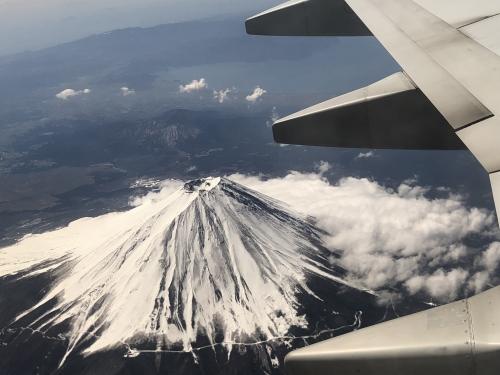 4月13日富士山