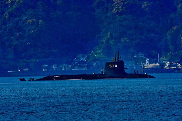 最新鋭潜水艦 しょうりゅう
