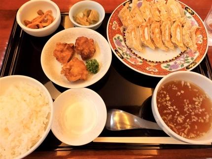 仙台市 中嘉屋食堂 麺飯甜